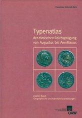 Typenatlas der römischen Reichsprägung von Augustus bis Aemilianus