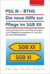 PSG III - Die neue Hilfe zur Pflege im SGB XII