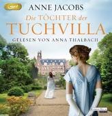 Die Töchter der Tuchvilla, 2 MP3-CDs