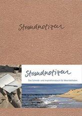 Strandnotizen - Schreibbuch