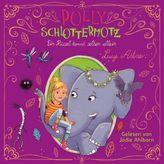 Polly Schlottermotz - Ein Rüssel kommt selten allein, 2 Audio-CDs