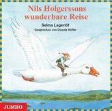 Nils Holgerssons wunderbare Reise, 1 Audio-CD