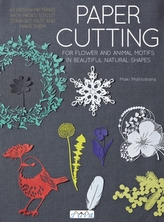 Paper Cutting for Flower and Animal Motifs in Beautiful Natural Shapes