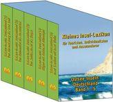 Kleines Insel-Lexikon: Ostsee-Inseln - Deutschland, 5 Bände