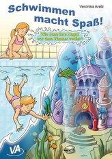 Schwimmen macht Spaß! - Wie Jana ihre Angst vor dem Wasser verliert