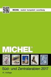 MICHEL Süd- und Zentralarabien 2017. Bd.2