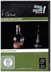 Alkane und Alkene, 1 DVD