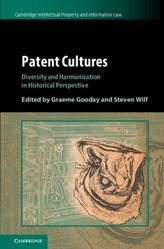 Patent Cultures