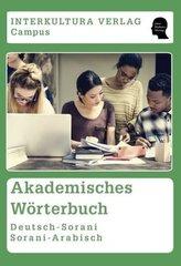 Akademisches Wörterbuch Deutsch-Sorani