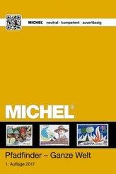 MICHEL Motiv Pfadfinder - Ganze Welt