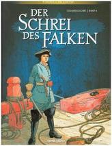 Der Schrei des Falken - Gesamtausgabe. Bd.4