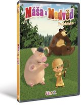 Máša a medvěd 7 DVD