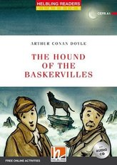 The Hound of the Baskervilles, mit Audio-CD (New Edition)