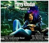 Perry Rhodan NEO - Der Andromdeda-Basar / Die Schmiede des Meisters, 1 MP3-CD