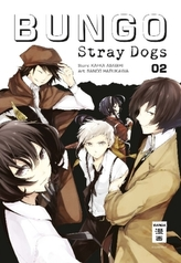 Bungo Stray Dogs. Bd.2