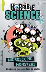 Horrible Science - Microscopic Monsters