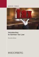 Introduction to German Tax Law