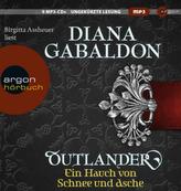 Outlander - Ein Hauch von Schnee und Asche, 8 MP3-CDs