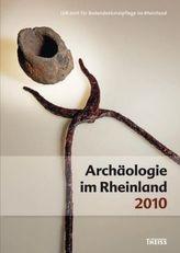 Archäologie im Rheinland 2010