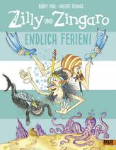 Zilly und Zingaro. Endlich Ferien!