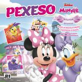 Minnie - Pexeso v sešitu