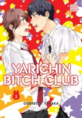 Yarichin Bitch Club, Vol. 3