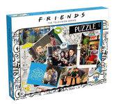 Puzzle Přátelé 1000 dílků - Scrapbook