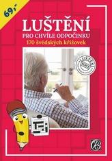 Luštění pro chvíle odpočinku - 170 švédských křížovek