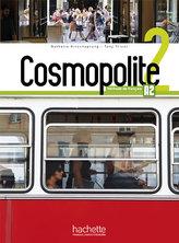 Cosmopolite 2 (A2) Livre de l´éleve + DVD-ROM + Parcours digital