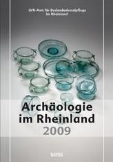 Archäologie im Rheinland 2009