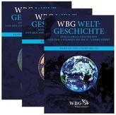 WBG Weltgeschichte, 3 Teile