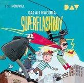 Superflashboy, 1 Audio-CD