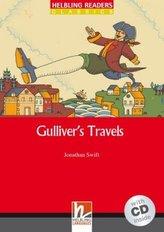 Gulliver's Travels, m. 1 Audio-CD