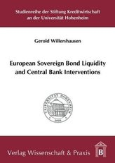 European Sovereign Bond Liquidity and Central Bank Interventions