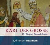 Karl der Große, 2 Audio-CDs