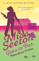 Miss Seeton Mystery: Miss Seeton Goes to Bat (Book 14)