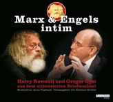 Marx & Engels intim, 1 Audio-CD
