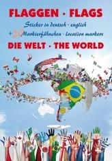 Flaggen - Die Welt / Flags - The world