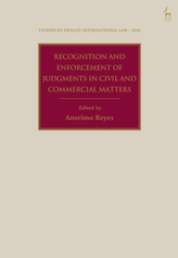 Recognition and Enforcement of Judgments in Civil and Commercial Matters