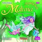 Maluna Mondschein - Ein magischer Schultag, 2 Audio-CD