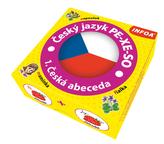 Český jazyk PE-XE-SO 1. Česká abeceda / Krabicová hra
