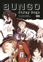 Bungo Stray Dogs. Bd.3