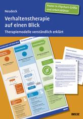 Verhaltenstherapie auf einen Blick!, Poster