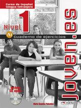 Joven.es 1/A1 - Cuaderno de ejercicios + CD