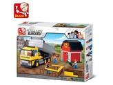 Kostky - auto nákladní 384 ks