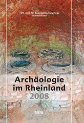 Archäologie im Rheinland 2008