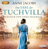 Das Erbe der Tuchvilla, 1 MP3-CD