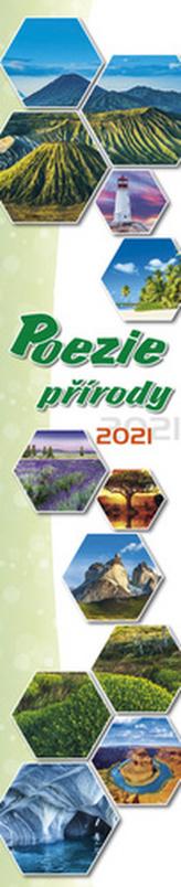 Kalendář 2021 - Poezie přírody, nástěnný