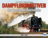 Dampflokomotiven der Deutschen Reichsbahn 1970-1988