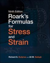 Roark\'s Formulas for Stress and Strain, 9E